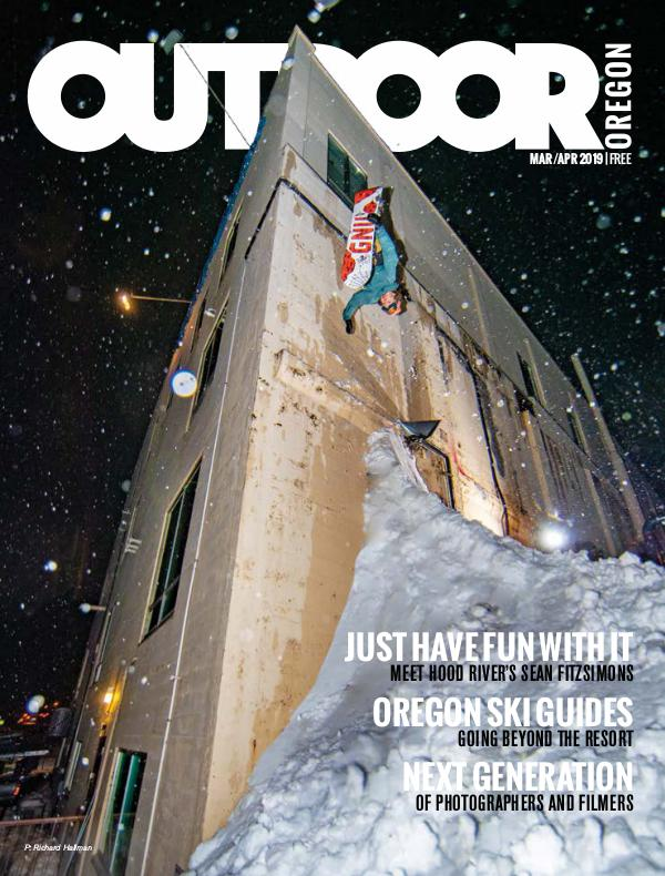 Outdoor Central Oregon Issue 10 | March/April 2019