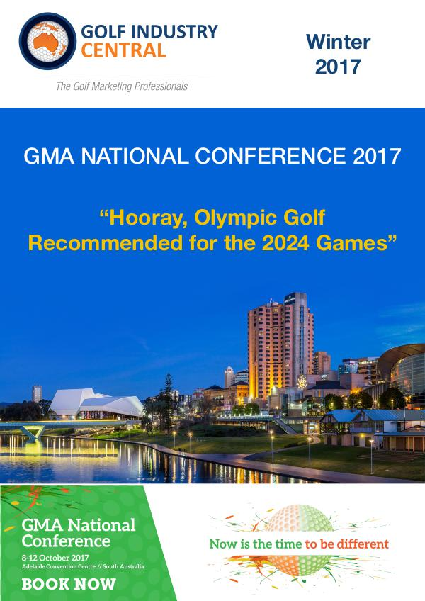 Golf Industry Central Winter 2017