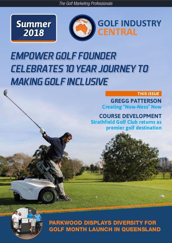 Golf Industry Central GIC Summer 2018