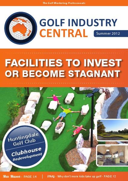 Golf Industry Central Summer 2012