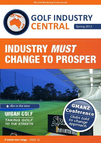 Golf Industry Central Spring 2012
