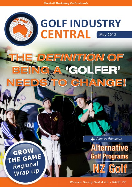 Golf Industry Central May 2012