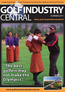 Golf Industry Central