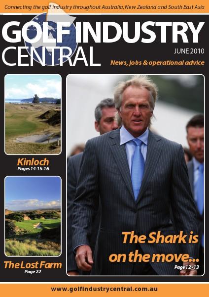 Golf Industry Central June 2010