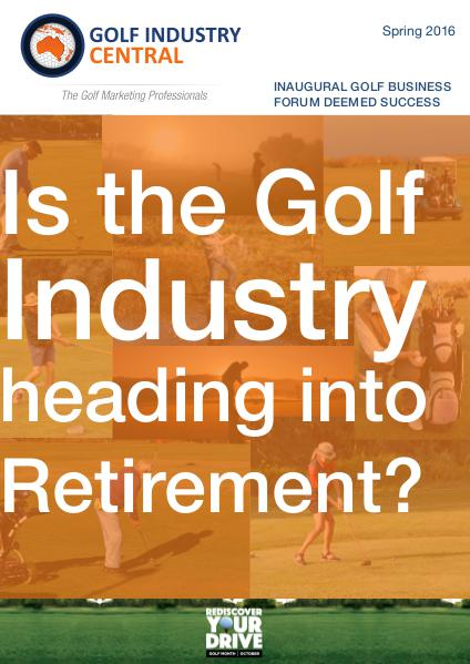 Golf Industry Central Spring 2016