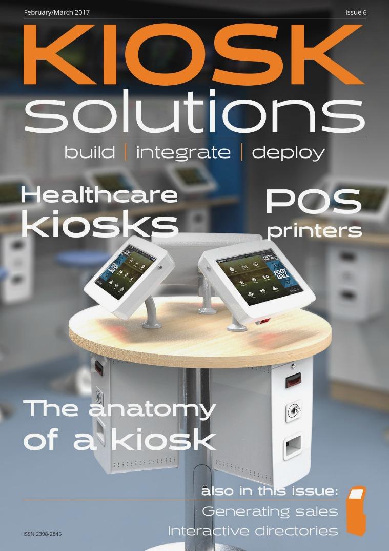Kiosk Solutions Feb-Mar 2017