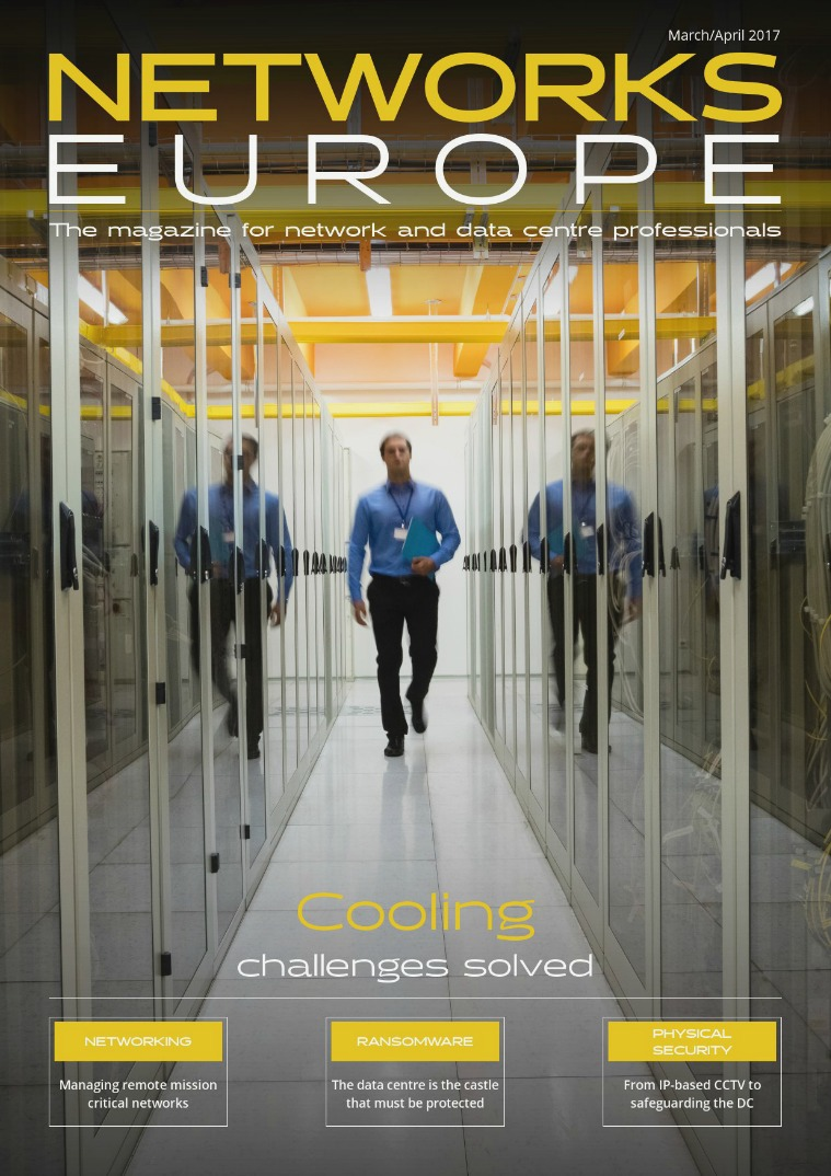 Networks Europe Issue 8 March/April 2017