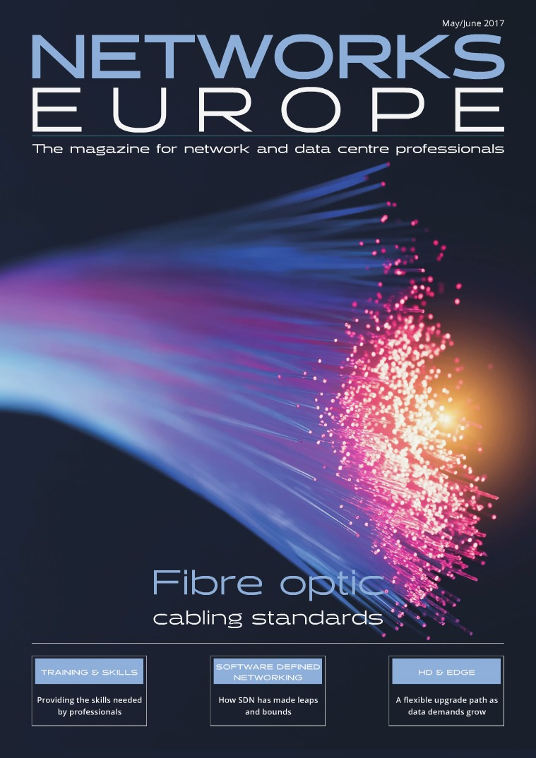 Networks Europe Issue 9 May/June 2017