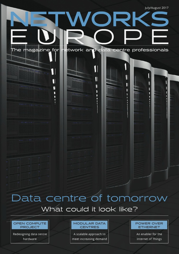 Networks Europe Issue 10 July/August 2017