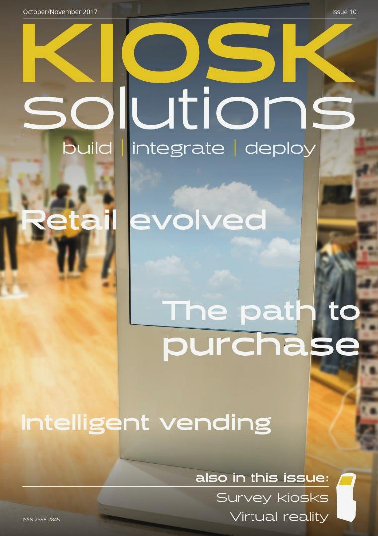 Kiosk Solutions Oct-Nov 2017