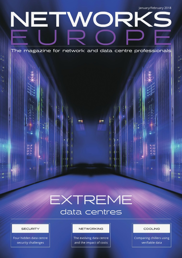 Networks Europe Issue 13 January/February 2018