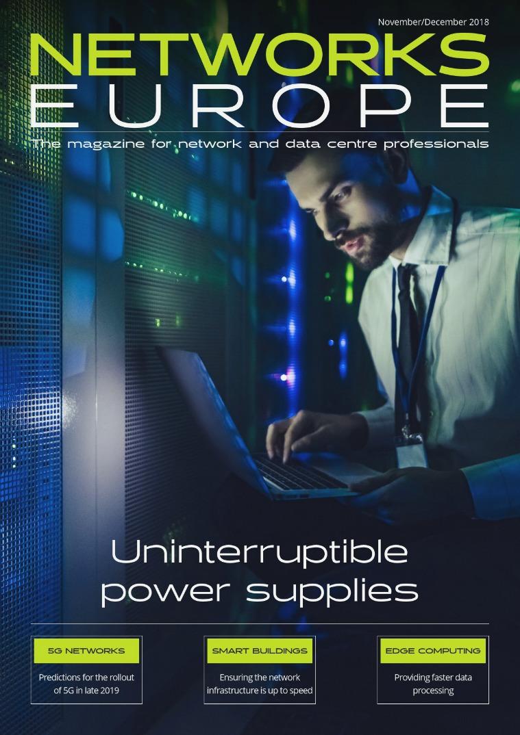 Networks Europe Issue 18 November/December 2018