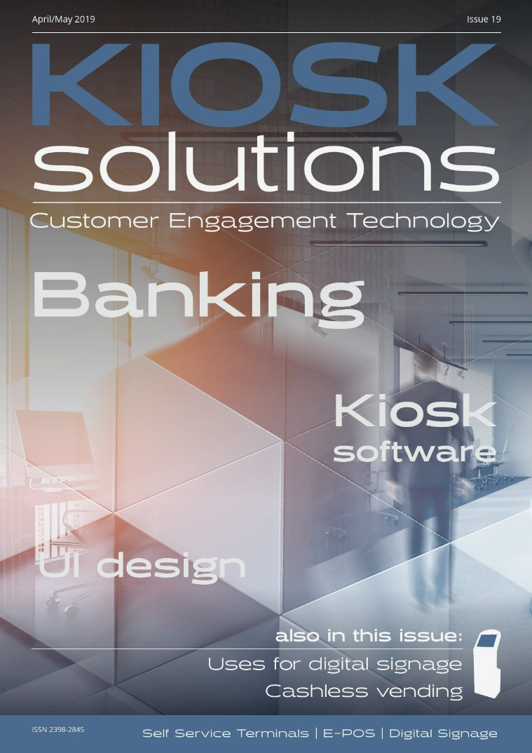 Kiosk Solutions Apr-May 2019