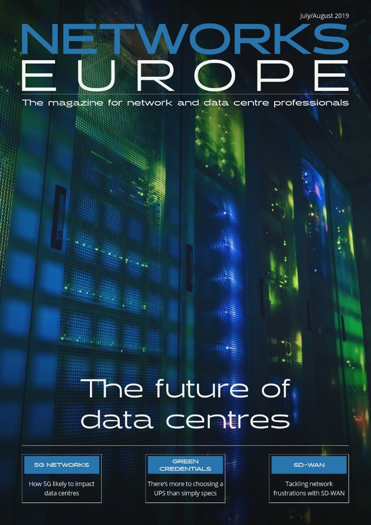 Networks Europe July/August 2019