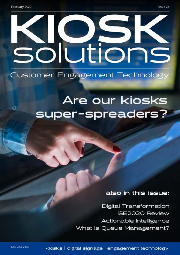 Kiosk Solutions Feb-Mar 2020