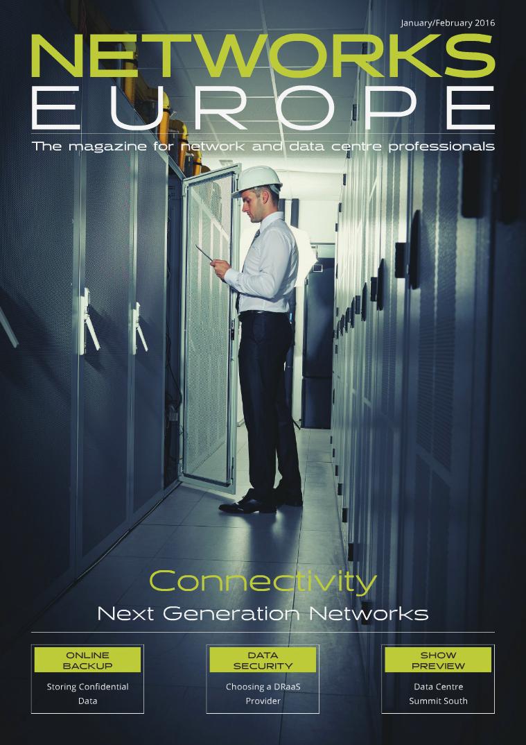Networks Europe January/February 2016