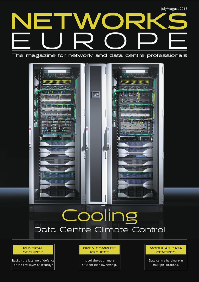Networks Europe Issue 4 July/August 2016