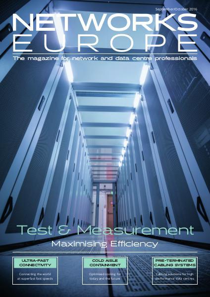Networks Europe Sept-Oct 2016