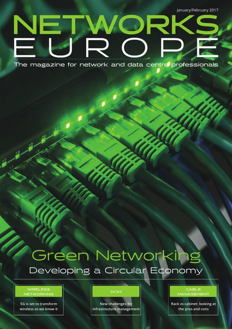 Networks Europe Issue 7 January/February 2017