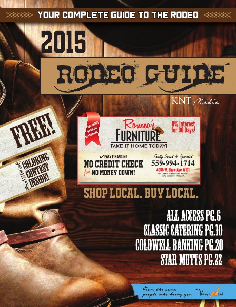 2015 Rodeo Guide Apr. 2015