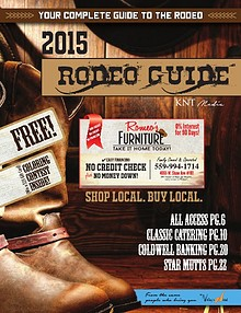2015 Rodeo Guide