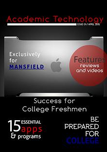 Technology for Freshmen Success