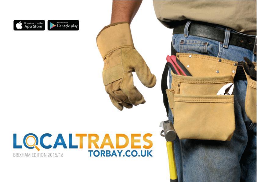 Local Trades Torbay Brixham edition 1015/16