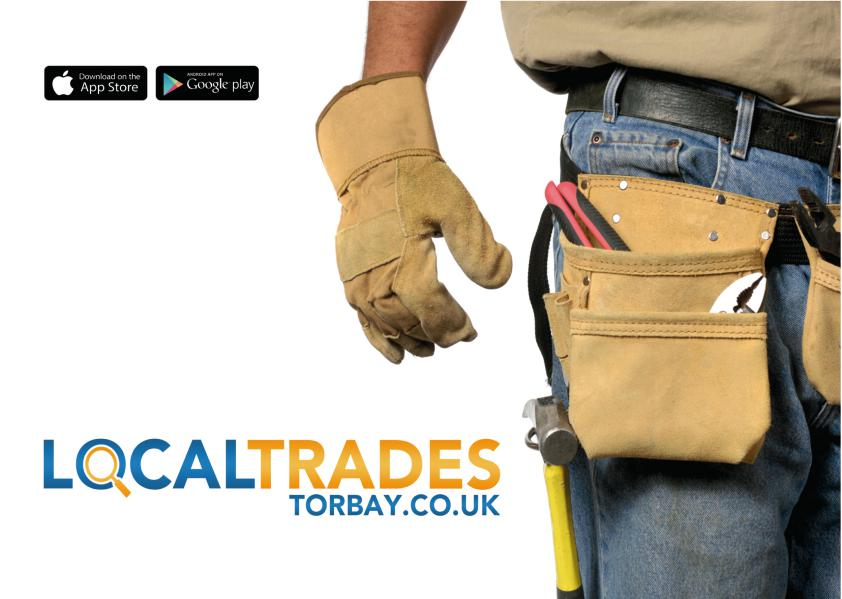 Local Trades Torbay Brixham Edition