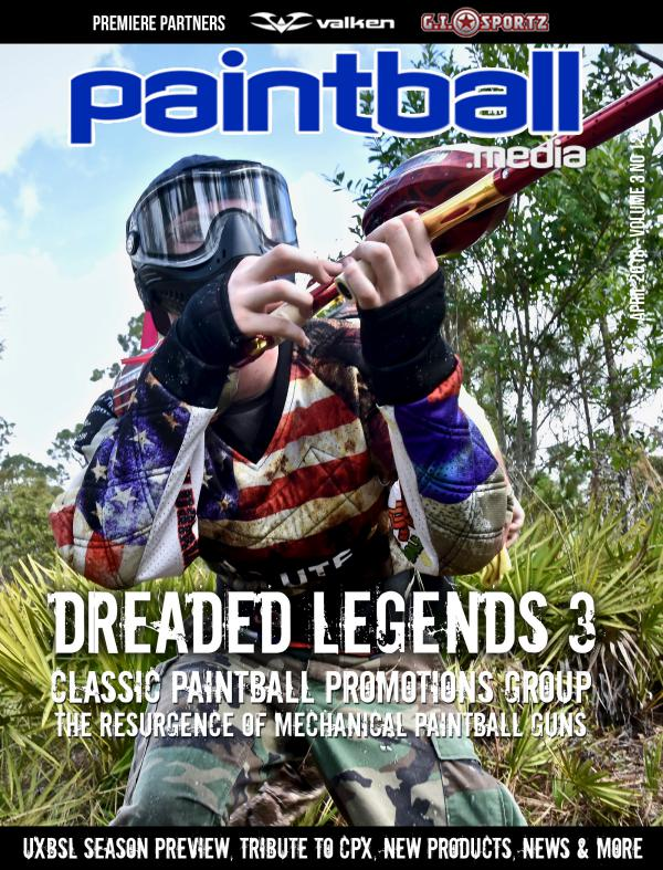 Paintball Magazine April Issue 2018