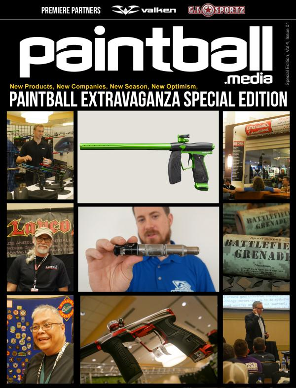 Paintball Magazine 2018 Paintball Extravaganza Special Edition