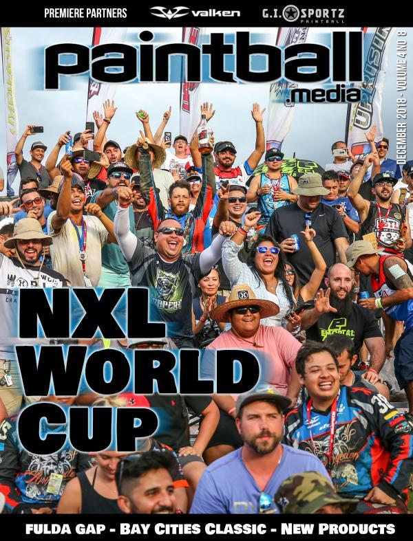 Paintball Magazine December 2018 Issue