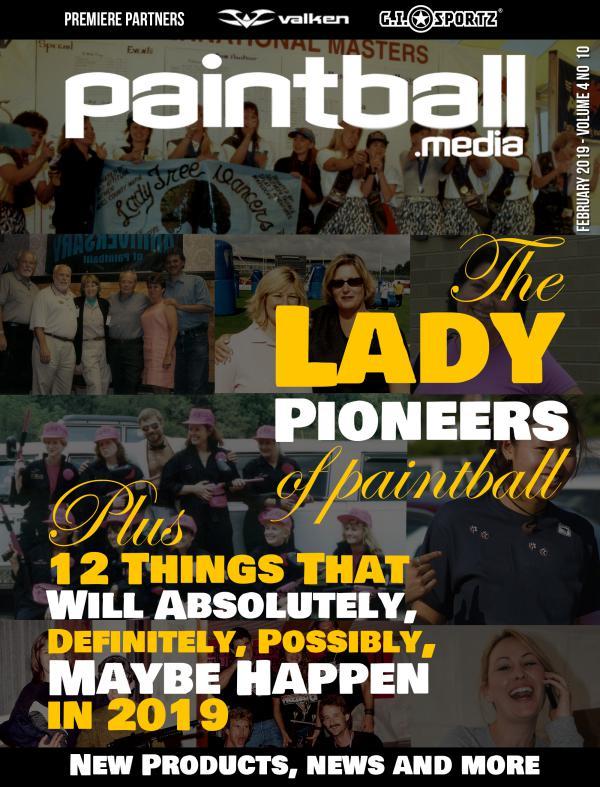 Paintball Magazine February 2019