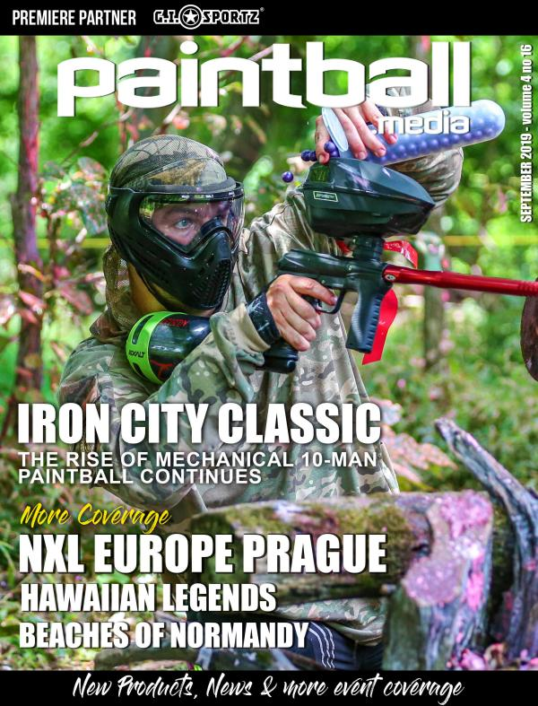Paintball.Media Magazine September 2019