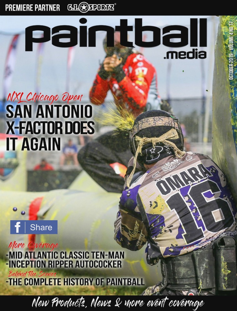Paintball.Media Magazine October 2019