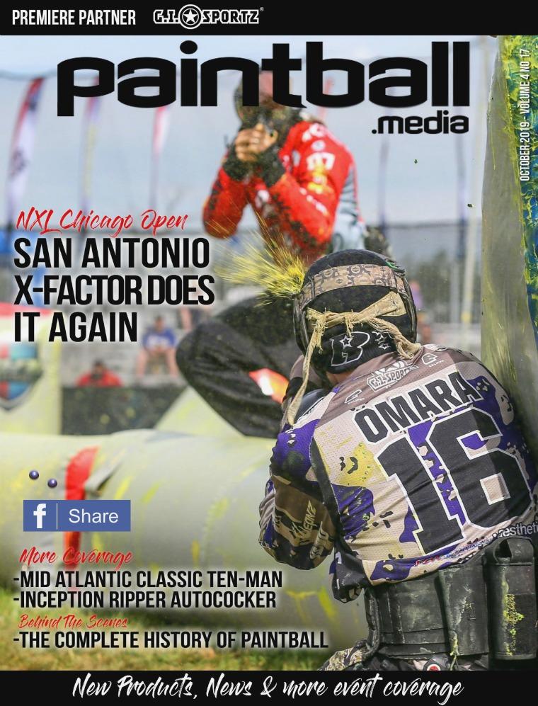 Paintball.Media Magazine October 2019