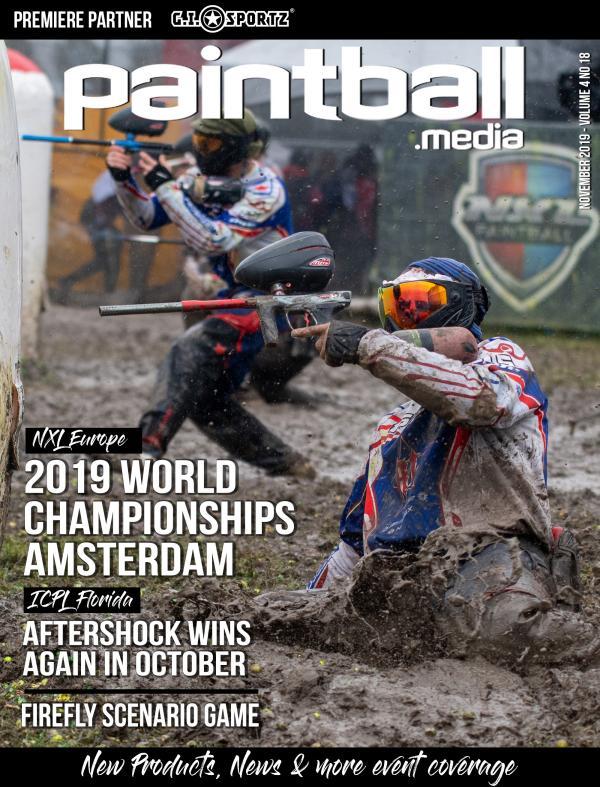 Paintball Magazine Nov 2019 Issue