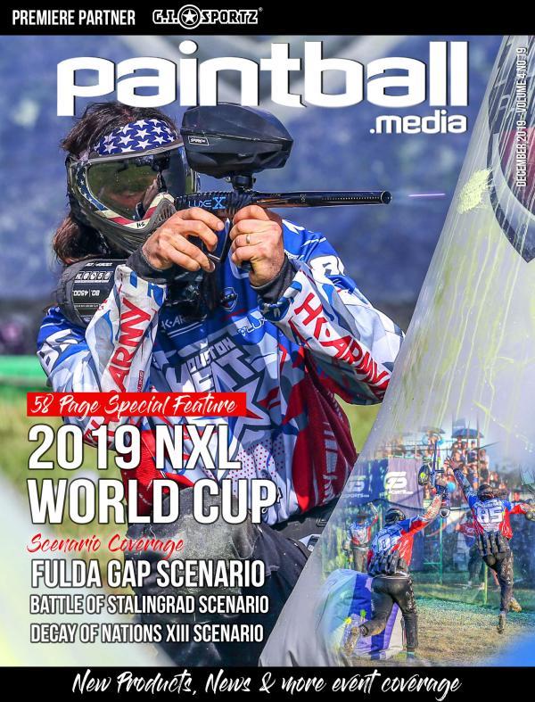 Paintball Magazine Paintball Magazine December 2019