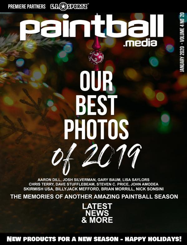 Paintball Magazine January 2020 Issue