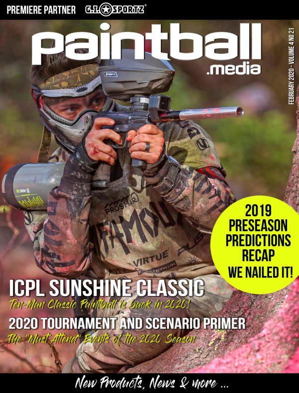 Paintball Magazine Paintball Magazine February 2020 Issue