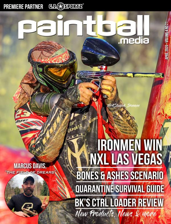 Paintball Magazine April 2020 Issue