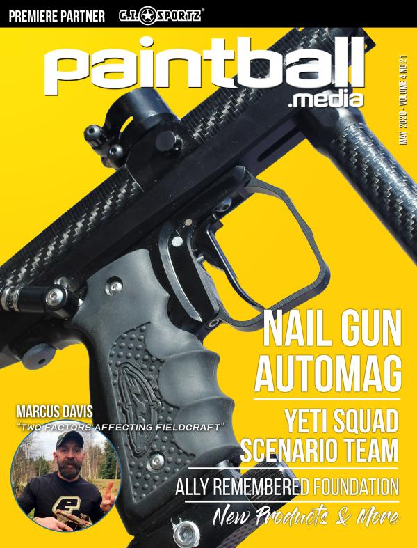 Paintball Magazine May 2020 Issue