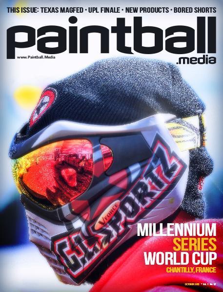 Paintball Magazine October 2015