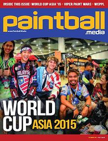 Paintball Magazine