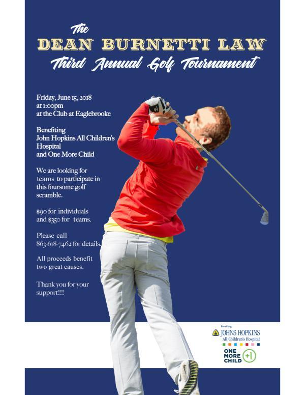 Golf Tournament Golf Poster FINAL COPY