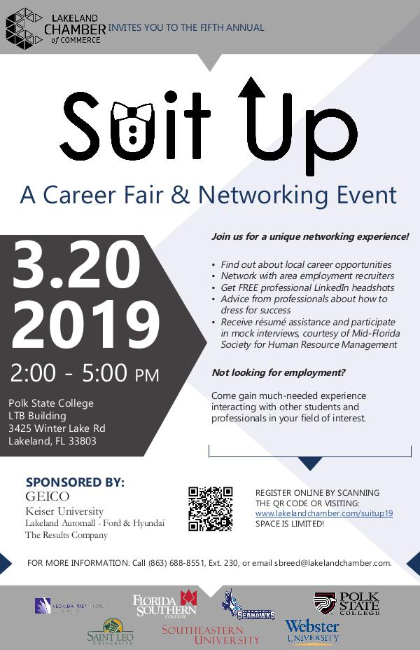 5th Annual Suit-Up - Student Poster SuitUp2019_poster_student