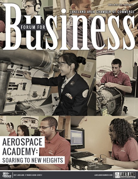 Forum For Business April, 2015