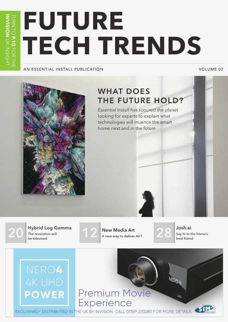 Future Tech Trends 2017