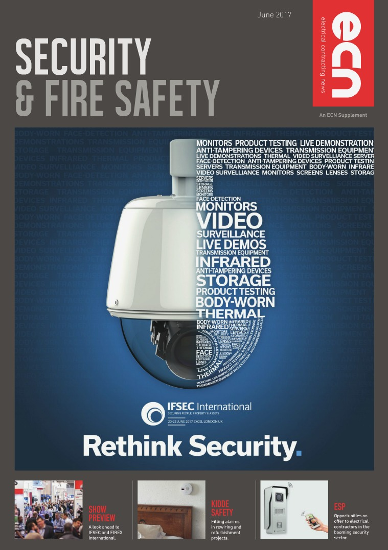 Electrical Contracting News (ECN) Security & Fire Safety