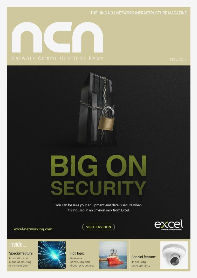 Network Communications News (NCN) May 2017