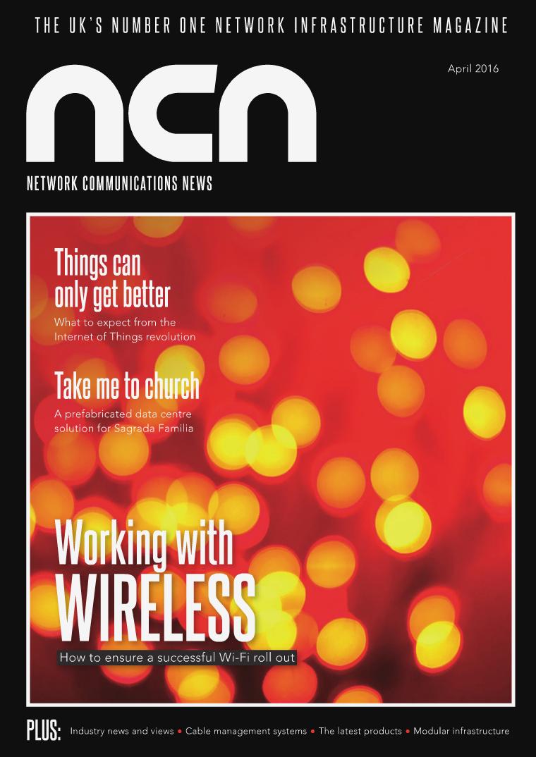 Network Communications News (NCN) April 2016